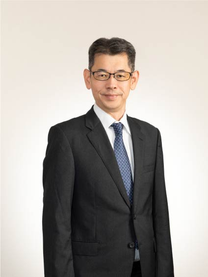 代表取締役 上川 晴見