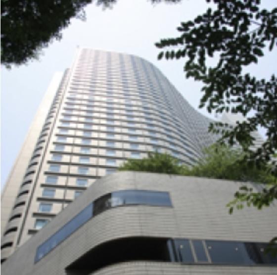 ヒルトン東京 写真室